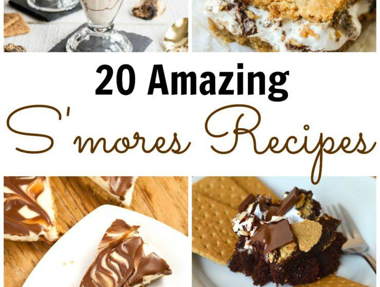 s'mores recipes